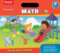 Preschool: Math