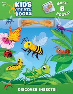 Je découvre les insectes!