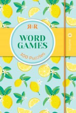 Word Games Volume 1