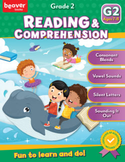 Grade 2: Reading & Comprehension