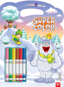 Holiday Yeti Super Color