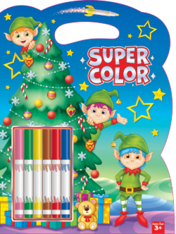 Santa's helpers Super Color