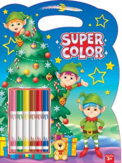 Santa's helpers Super Color