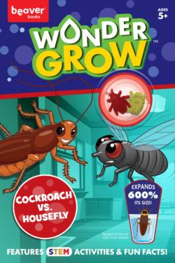 Cockroach versus Housefly