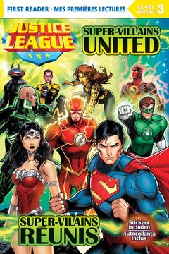 Justice League - Super Villains United