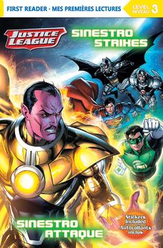 Justice League - Sinestro Strikes